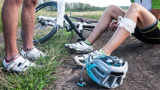 Minimize Bicycle Accident Injury: Protect Yourself