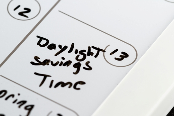 Daylight Savings Time And Car Crashes