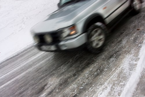 Winter Driving Tips for Safety