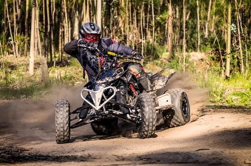 Safety Precautions when Riding an ATV