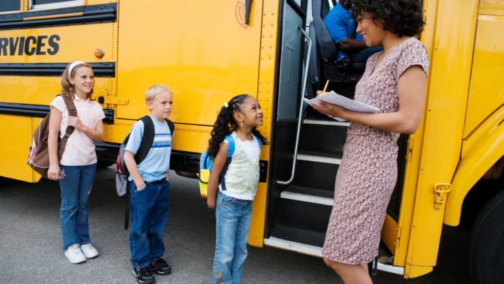 Back to School: Watch for the Unexpected