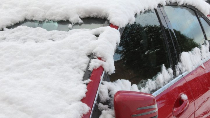 Common Winter Car Accidents