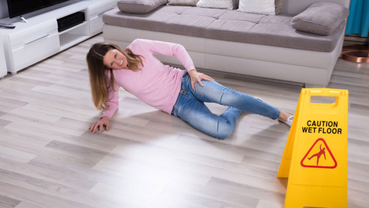 Preventing Slip-and-Fall Injuries in Your Home