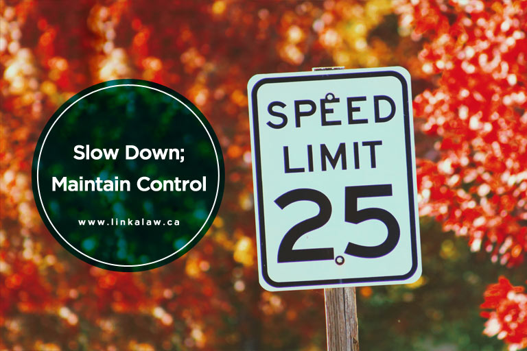 Slow-Down_-Maintain-Control